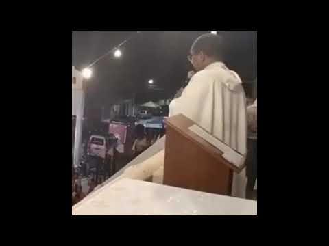 Padre diz que pobre é uma raça miserável e é expulso da arquidiocese; veja o vídeo