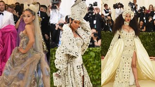 Met Gala 2018: The Best, Most Outrageous and Memorable Looks!