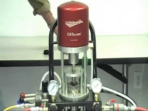 CAT CATalyzer™ Air Motor Basic Maintenance & Troubleshooting