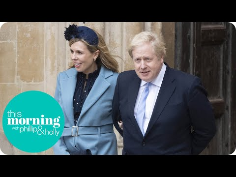 Boris Johnson Welcomes a Baby Boy with Fiancé Carrie Symonds | This Morning