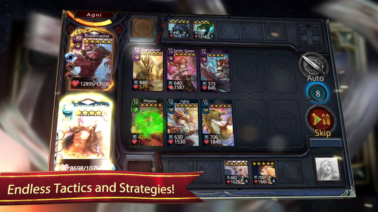 Play Deck Heroes on pc 2