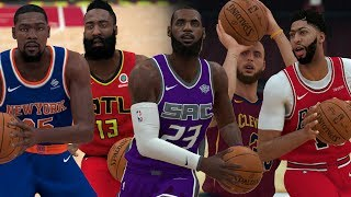 Trading The 10 Best Players In The NBA To The 10 Worst Teams! | NBA 2K19 |
