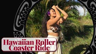 Mareva 2016 - Lilo&Stitch Hawaiian Roller Coaster Ride