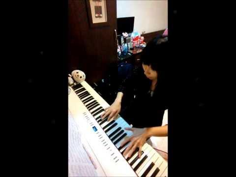 JiaJia 家家 - 塵埃Dust (戲劇「步步驚情」片尾曲) 鋼琴完整版 piano cover by Miemie