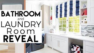 Interior Design | Star Wars Media Room, Laundry & Powder Room REVEAL