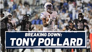 Tony Pollard can be the Cowboys' triple threat | Film Room