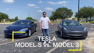 Tesla Model S vs Model 3 - Which is better?