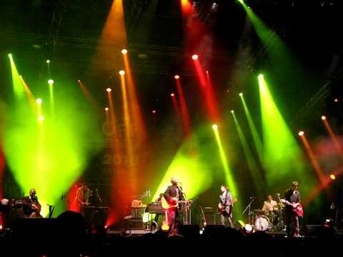 Tindersticks - Black Smoke @ Off Festival 07.08.10