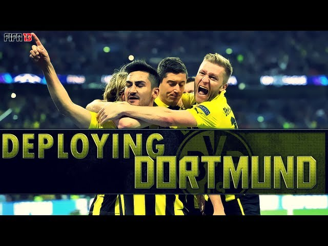 Deploying Dortmund Ep35 | The Last IF Signing!