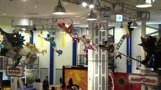 JAPAN 2014 - TOEI HERO WORLD NAMCO ACTION MUSEUM - 1