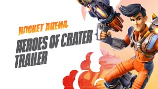 Heroes of Crater Trailer preview image