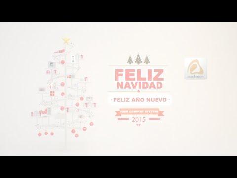 Feliz Navidad y Año 2015