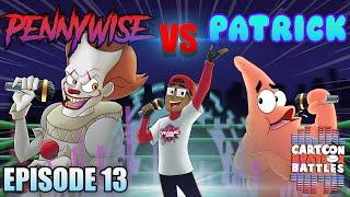 Pennywise Vs Patrick - Cartoon Beatbox Battles