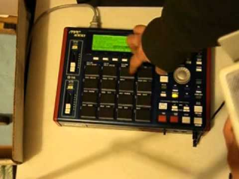 mpc1000 sampling production station drum machine for sale ebay 4 24 11 4 29 11 youtube. Black Bedroom Furniture Sets. Home Design Ideas