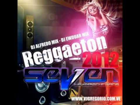 mezcla Seven la destructora regaeton 2012