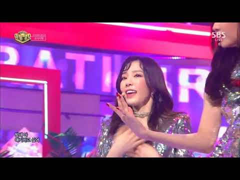 Girls' Generation (소녀시대) - All Night (올 나잇) Comeback Week Stage Mix 무대모음 교차편집