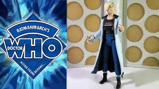 Doctor Who Action Figure Review: 13th Doctor (5