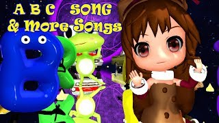 ABC Thriller Song & More Songs | Kids Songs | Nursery Songs | Baby Songs | Children Songs