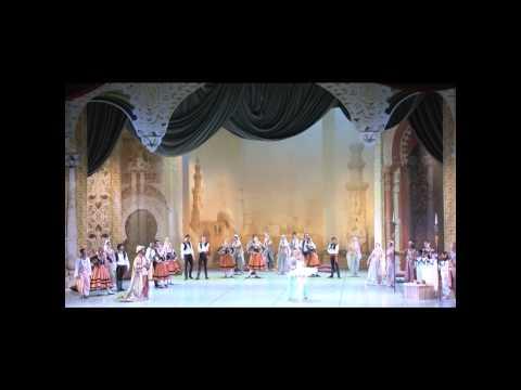 Le Corsaire - Michaela DePrince and Andile Ndlovu