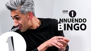 """Dog bonkers!"": Queer Eye's Tan France GETS WET on Innuendo Bingo"