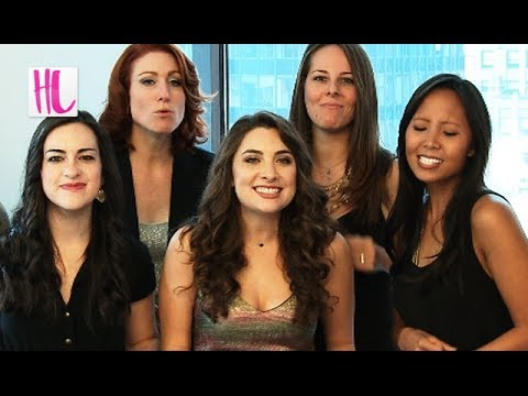 Lorde - 'Royals' A Capella Cover By 'Element' - Smashpipe Entertainment Video