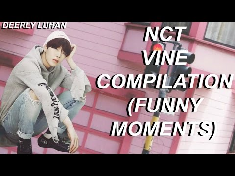 NCT Vine Compilation (Funny Moments)