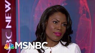 Full Interview: Omarosa Releases Tape Of Lara Trump Offering Campaign Job   Craig Melvin   MSNBC