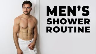 MY SHOWER ROUTINE | Men's Shower and Grooming Routine 2018 | ALEX COSTA