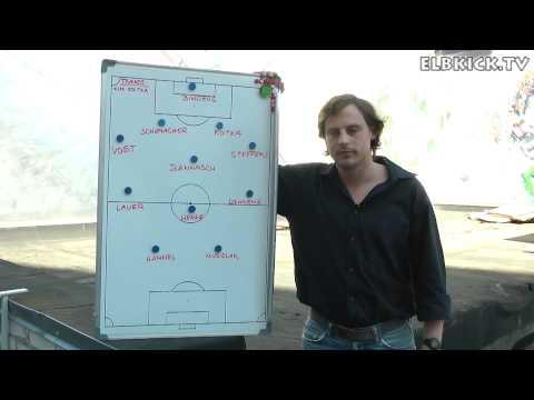 Die Traumelf von Marcel Musielak (SC Schwarzenbek) | ELBKICK.TV