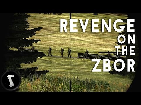 REVENGE on the ZBOR (DayZ Standalone 0.60) Ep. 93