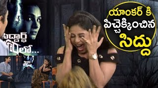Hero Siddharth Mind Blowing Performance with Anchor Chitra..