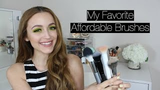 UPDATED | Best Drugstore/ Affordable Makeup Brushes