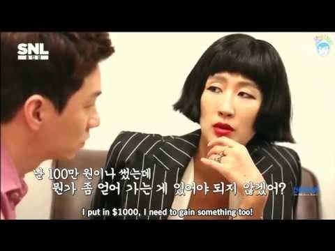 [ENG] 140913 SNL Korea S05E24 - Architecture 101 (Jay Park Cut)