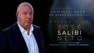 Mix Palestras   Administração no Mundo Exponencial   José Salibi Neto