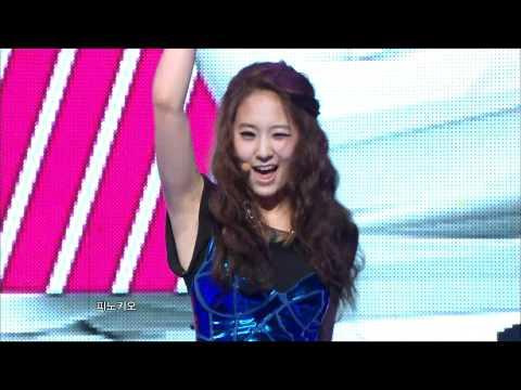 F(X) - Danger, 에프엑스 - 피노키오, Music Core 20110430