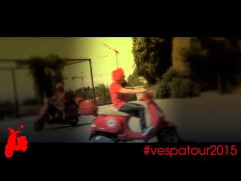 vespa tour toscana 2015 - team building toscana