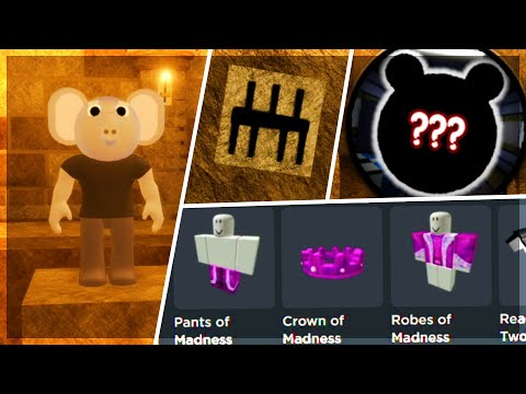 HOW TO GET THE SECRET BADGE.. (Roblox Piggy)   Ready Player Two Event