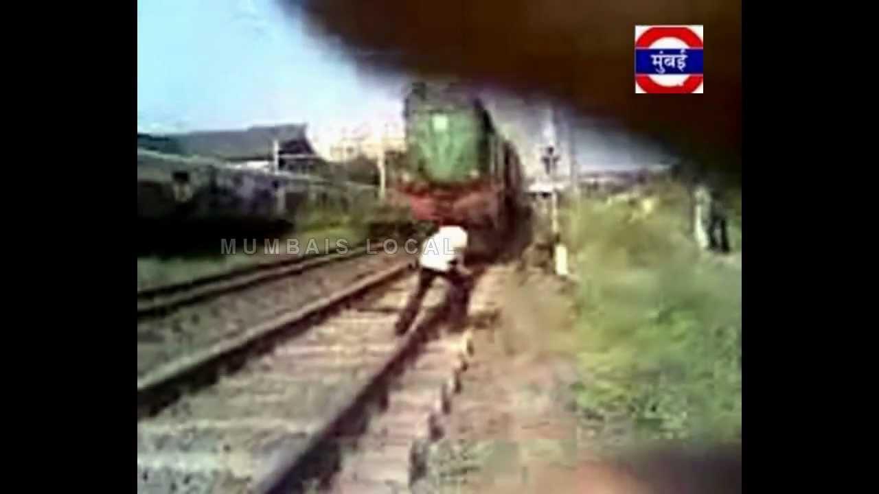 Most Dangerous stunt ever in Mumbai - YouTube