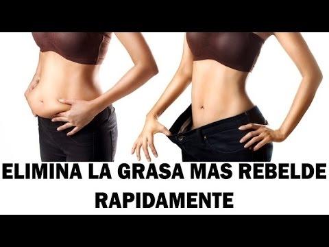 comida para reducir grasa abdominal