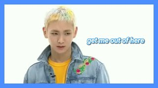 kibum being done with shinee for 7 minutes straight