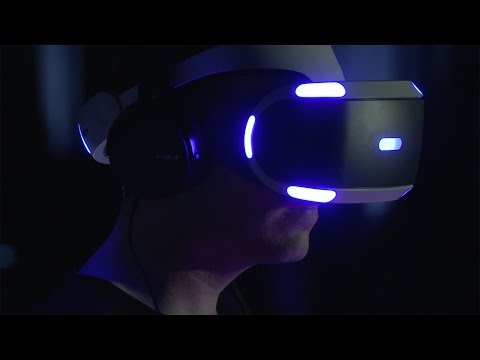 E3 VIP Experience: PlayStation VR Demo