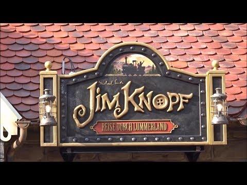 "Europa-Park - Jim  Bouton "" Jim Knopf - Reise durch Lummerland """