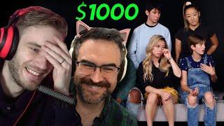 Kids Decide Who Gets $1000 Is Very Cringe...