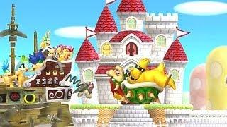(Former World Record) New Super Mario Bros U Speedrun (39:47)