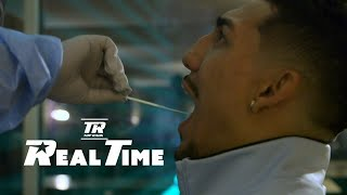 """Loma and Lopez Arrive in """"The Bubble"""" 