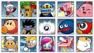 Super Smash Bros. Ultimate - All Kirby Spirit Battles