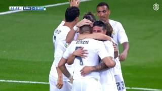 Real Madrid vs real Betis 5-0 all goals and highlights