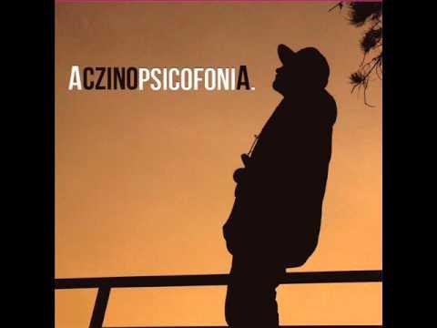 ACZINO | PSICOFONIA (DISCO COMPLETO)