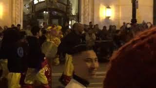 San Francisco Chinese New Year Parade 2019 Yau Kung Moon USA