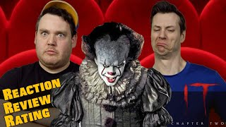 It Chapter 2 - Teaser Trailer Reaction / Review / Rating